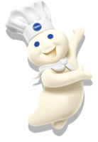 An unexpected treat that combines the playfulness of dough and elegance of flavours. Experience the unique combination of pillsbury products ! Cooking made easy !