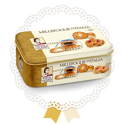 A big Company, family-run since 1905 brings the excellence of Italian Fine Pastry in the world.